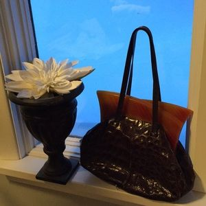 Handbags - Vintage alligator bag